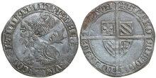 VLAANDEREN-GRAAFSCHAP-Philips-de-Stoute-1384-1404-Dubbele-Groot-Botdrager-4.01g.--Ddp-8.18