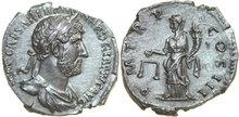 HADRIANUS-117-138-AD.-AR-Denarius-3.11g.-RIC-80-var