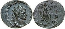 QUINTILLUS-270-AD.-Æ-Antoninianus-3.08g.-RIC-33