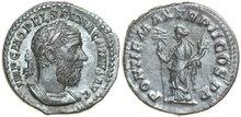 MACRINUS-217-218-AD.--AR-Denarius-3.45g.-RIC-32