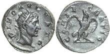 AUGUSTUS-Struck-under-Trajanus-Decius-27-BC.-14-AD.-AR-Antoninianus-3.39g.-RIC-77