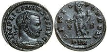 LICINIUS-I-308-324-AD.-Æ-Follis-4.72g.-RIC-845b-Extremely-Fine-Vorzüglich