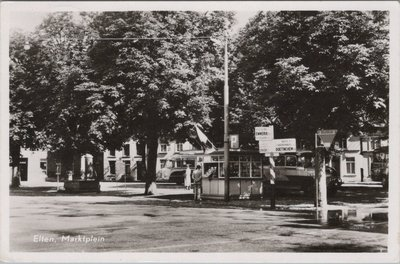 ELTEN (DE.) - Marktplein