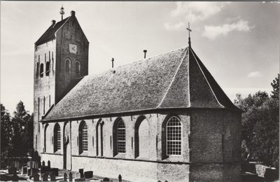 LUTKEWIERUM - Ned. Herv. Kerk