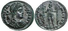 CONSTANTIUS-II-324-361-AD.-Æ-Maiorina-5.24g.-RIC-280-Extremely-Fine