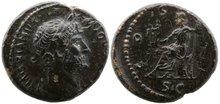 Hadrian.AD-117-138.-Æ-Quadrans-19mm-3.95-g.-Rome